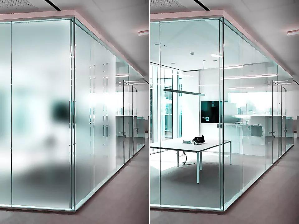 Смарт-стекло - принцип работы, особенности технологии и сферы применения